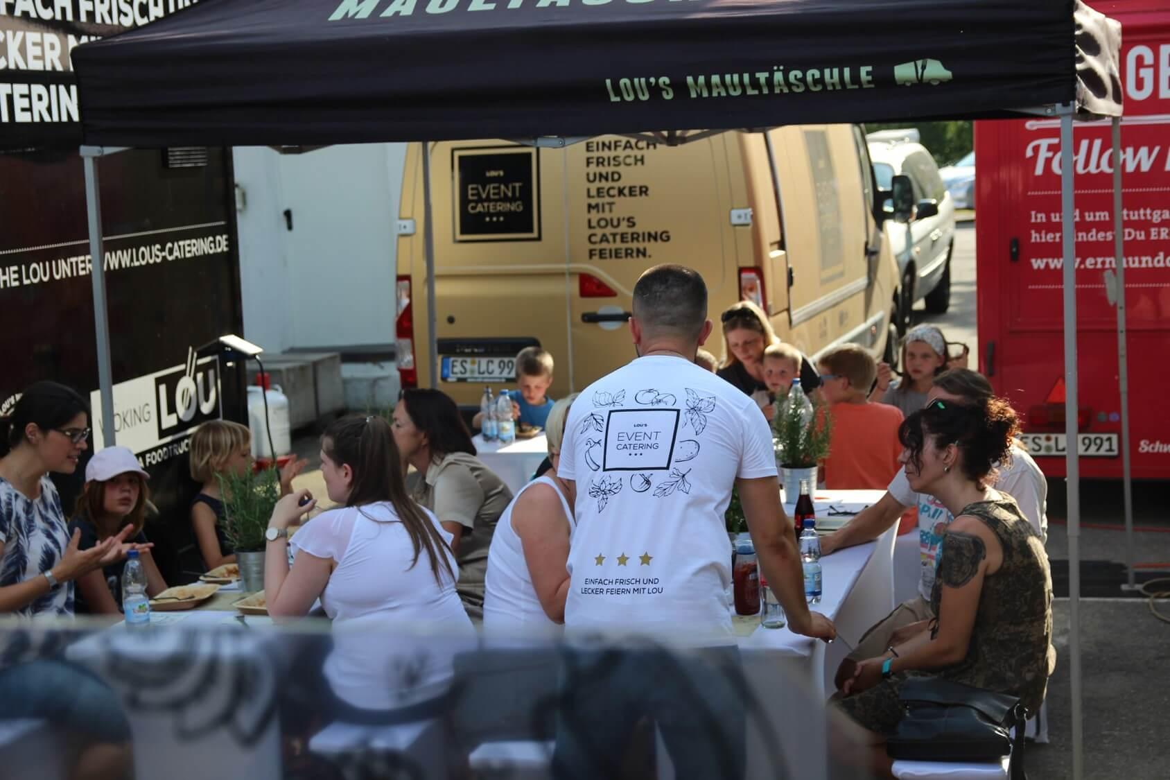 Foodtruck Catering Stuttgart schwäbisch